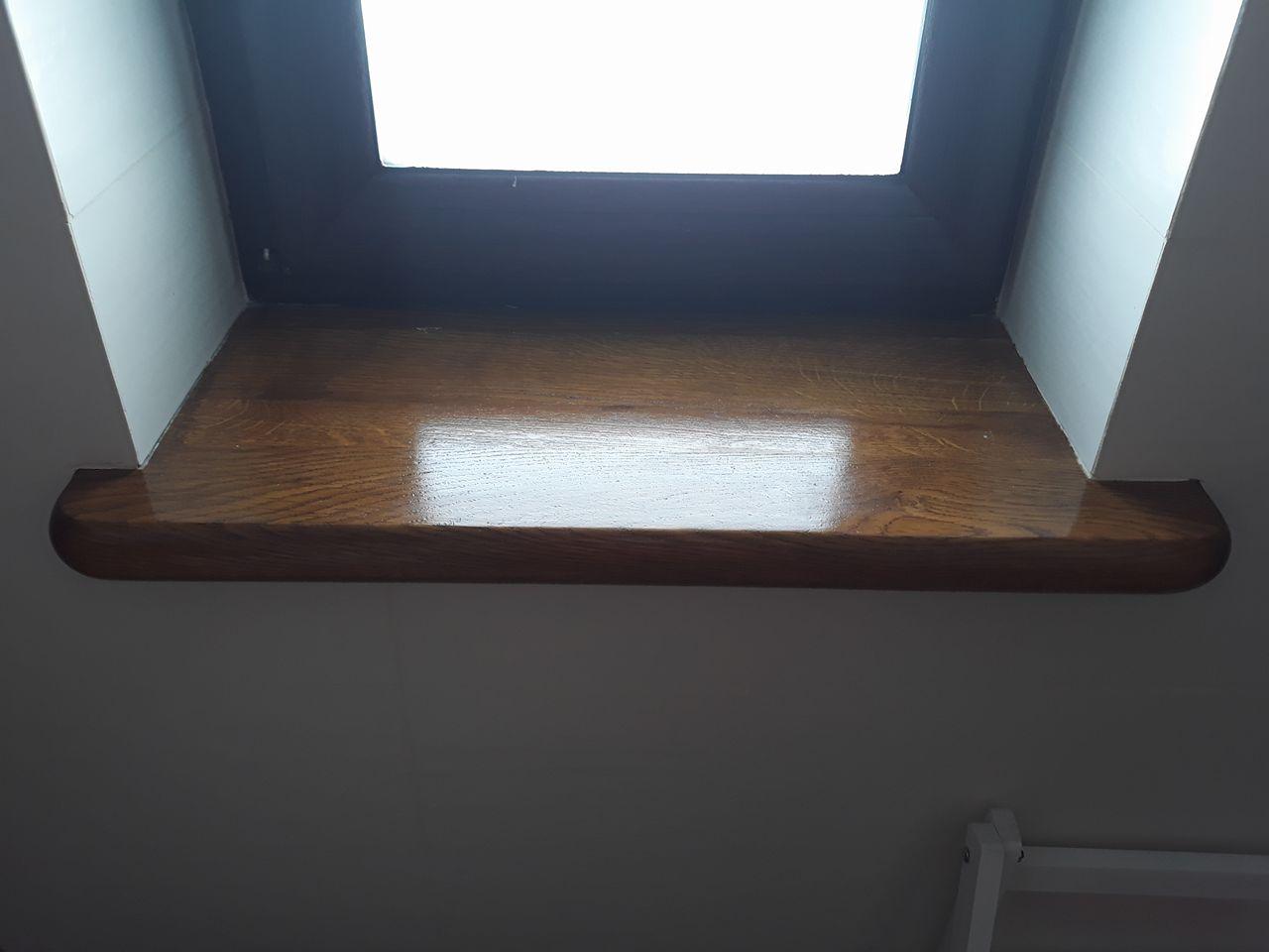 schody drewniane proste gdańsk