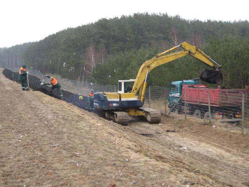 budowa dróg leśnych Koszalin