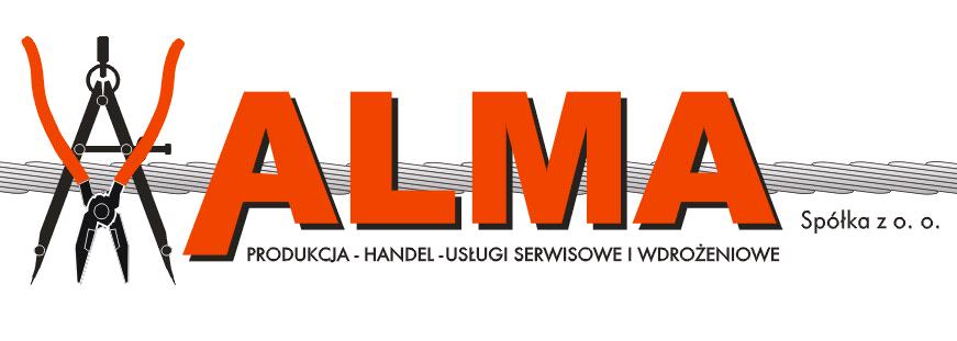 ALMA Sp. z o.o. Producent  Wciągarek, Producent Przyciągarek, Wciągniki, Wciągarki, Przyciągarki.