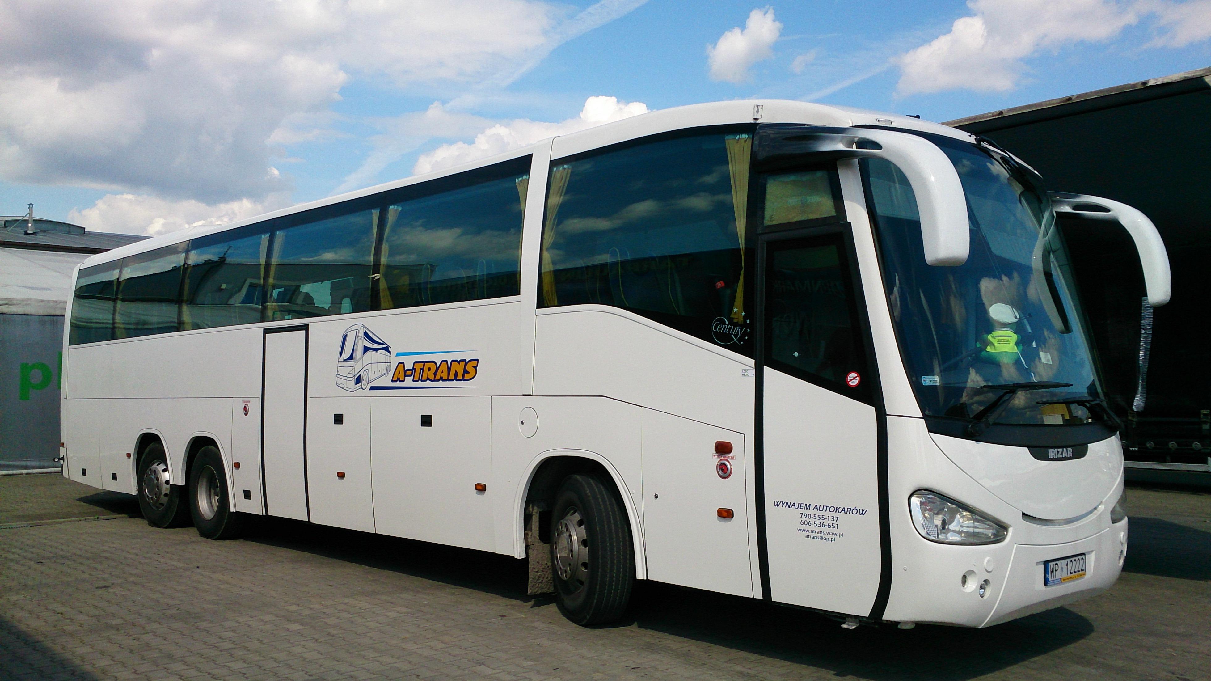 wynajem busów i autobusów Piaseczno