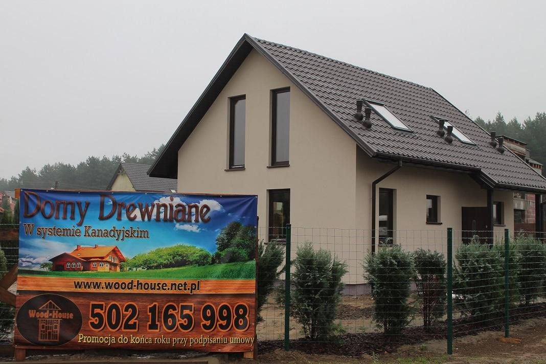 Domy Energooszczędne Z Drewna Czaplinek